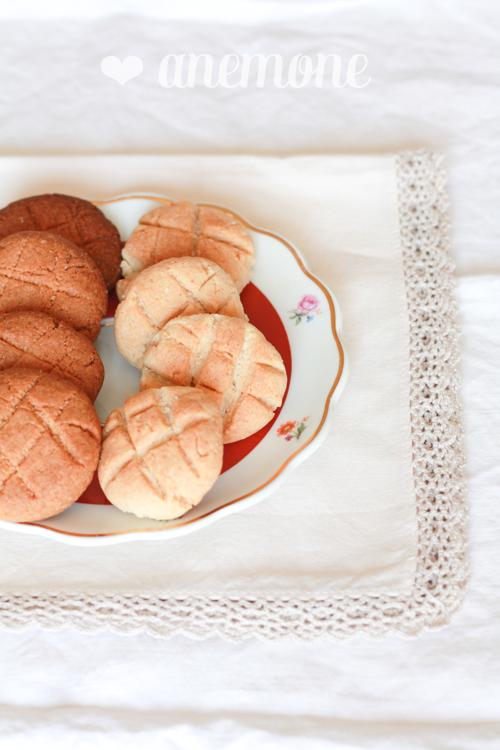 Biscotti con semolino e mandorle: Nan Khatai rivisitati