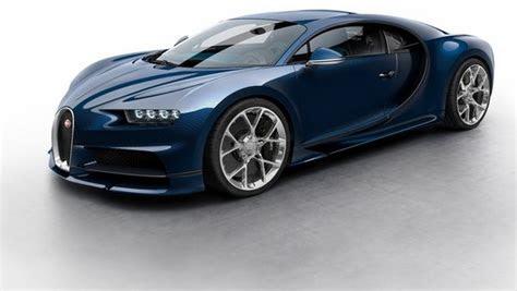 The Best 2021 Bugatti Chiron Super Sport