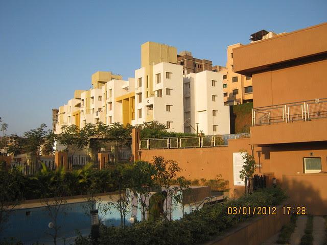 IMG_9127 2 BHK Flats, Possession October 2012,  Nirman Viva Ambegaon Budruk Pune