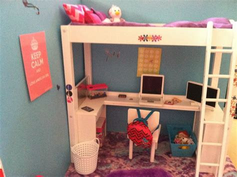simple american girl doll bedroom ideas greenvirals style