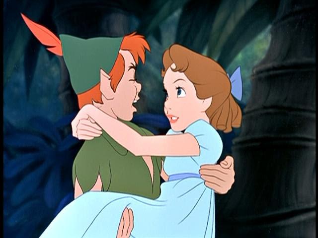 Animated Heroes Peter Pan