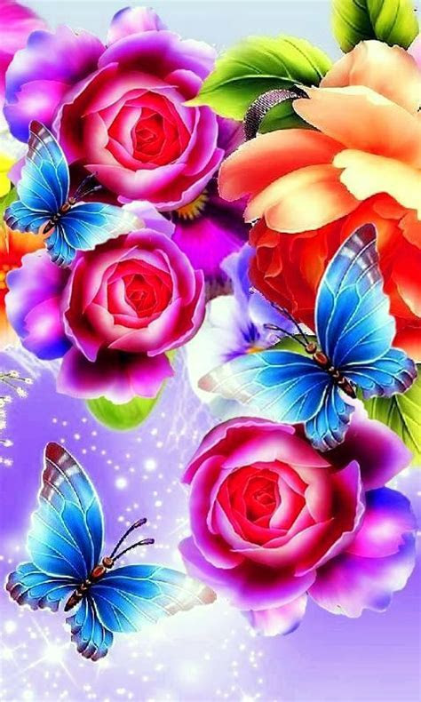 Free Flowers Live Wallpaper HD APK Download For Android