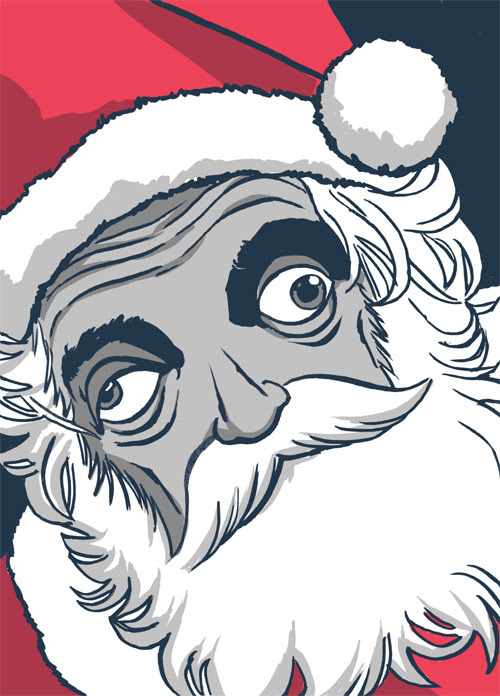 18 - Marty Feldman Santa