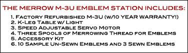 Merrow M3U Line 2010
