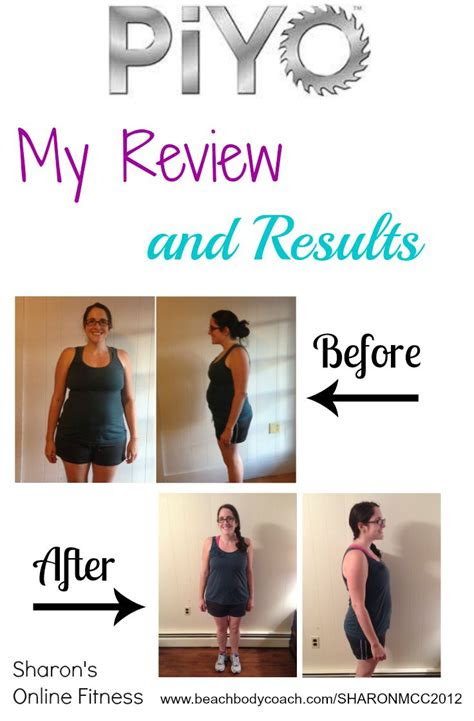 piyo review  results    pics