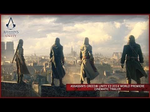 لعبة Assassin's Creed Unity: التقارير الإخبارية للعبة