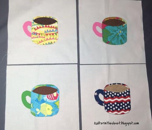 Cups of Comfort Blocks