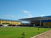 Câmpus do Instituto Federal do Rio Grande do Norte, bairro Chico Cajá.