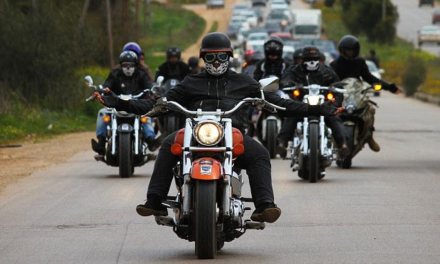 Motorcycles, like many other sports or activities, were considered a threat to Libyan culture during the Gaddafi era
