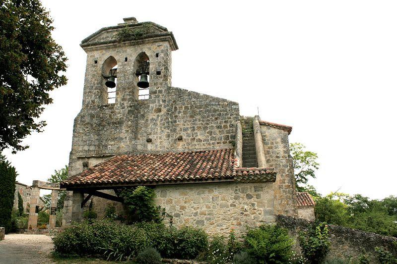 Fichier:32080 - Castelnau-sur-l'Auvignon église.jpg