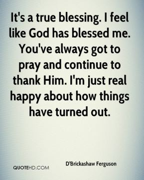 Blessing Quotes Page 1 Quotehd