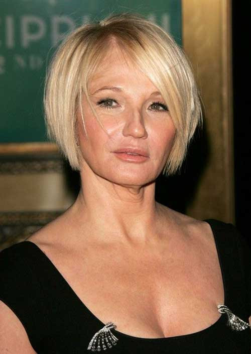 15 Short Bob Hairstyles for Over 50 | Bob Hairstyles 2018 - Short Hairstyles for Women