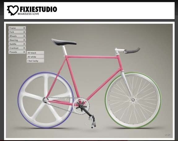 Membuat Fixie Dengan FixieStudio | Iono Tirto