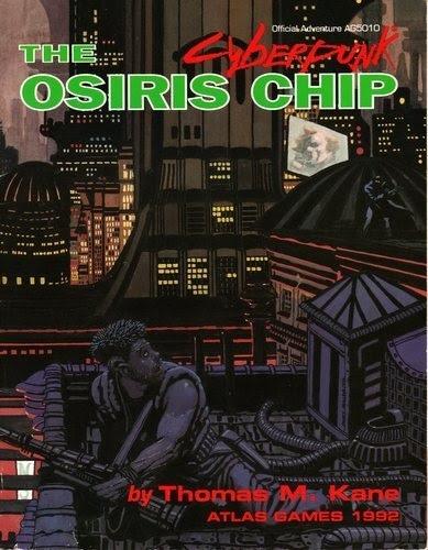paizo.com - Cyberpunk 2020 RPG: The Osiris Chip Softcover