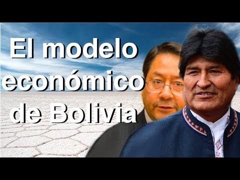 BOLIVIA, ¿un MODELO económico de ÉXITO?, ¿para siempre?, ¿para todos los...