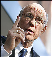 Sen. Pat Roberts (R-Kan.) said nine months ago that his committee was nearly done with a report on U.S. prewar intelligence on Iraq.