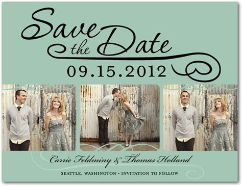 25  Cute Save The Date Cards