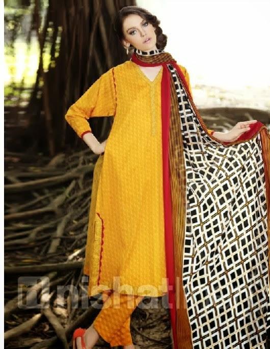 Nisha-Girls-Women-Wear-Beautiful-New-Fashion-Clothes-by-NishatLinen-Summer-Spring-Dress-10