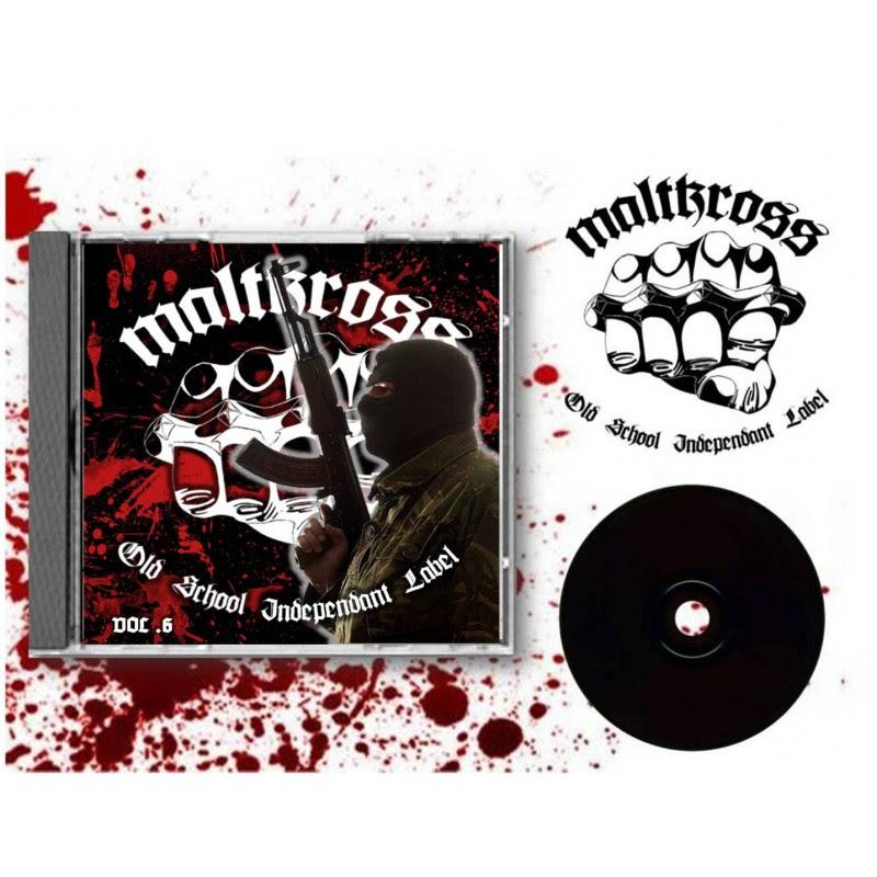 Maltkross special indus compil 6 le scribe du rock