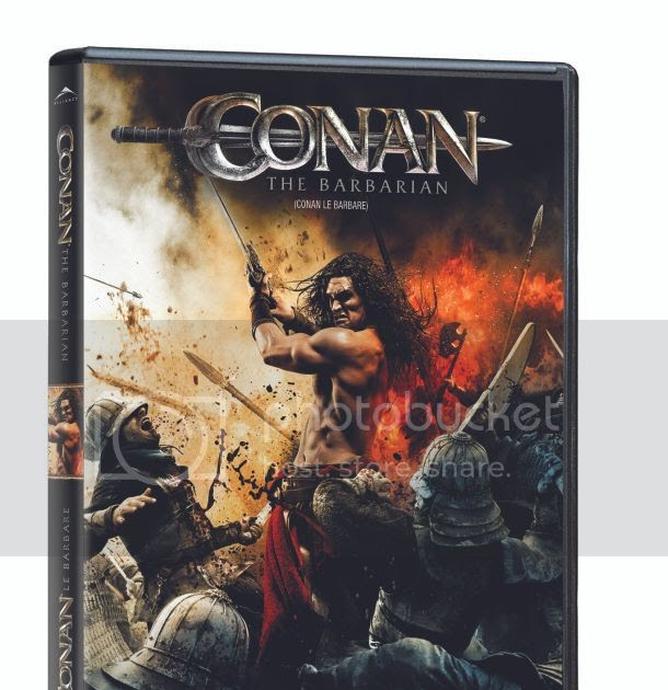 Warriors Gate Movie Review: Movie Moxie: Conan The Barbarian (2011) DVD Review