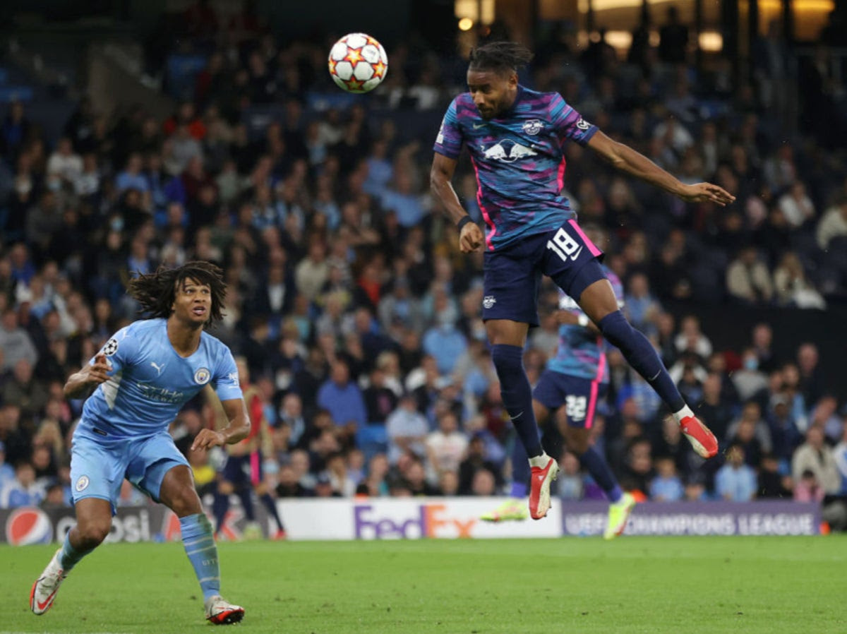 Man City vs RB Leipzig LIVE: Champions League latest score, goals and updates from fixture tonight