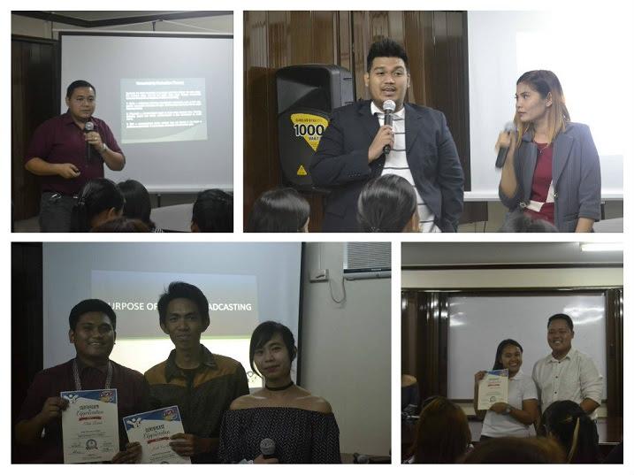 Radio Broadcasting Academy Speakers