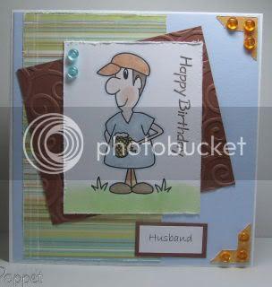 Pop's card