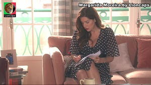 Margarida Moreira sensual na serie A Teia