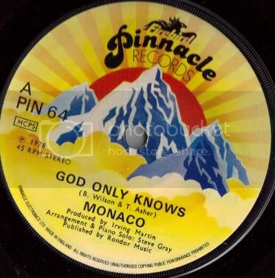 Monaco - God Only Knows