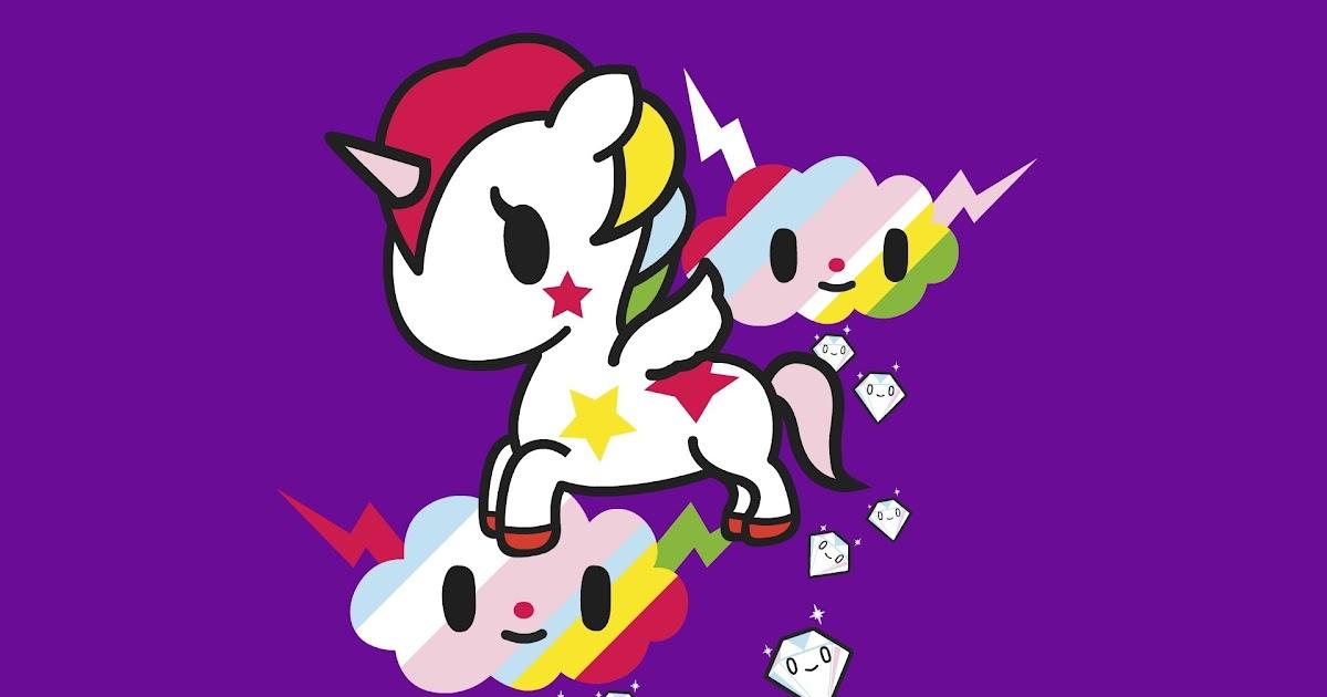 gambar unicorn lucu wallpaper galaxy  moa gambar