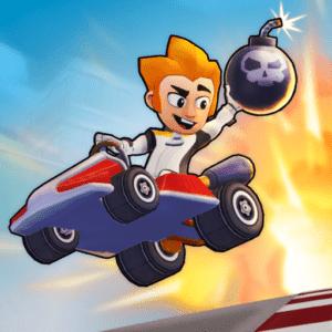 Boom Karts Multiplayer Kart Racing Mod Apk v1.4.0