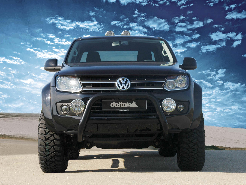 Volk Wagon Volkswagen Amarok Off Road Tuning