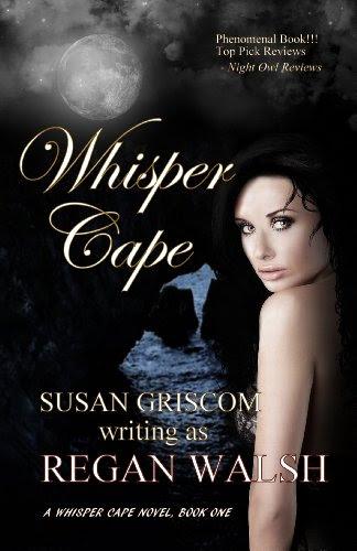 Whisper Cape (Book 1) by Susan Griscom
