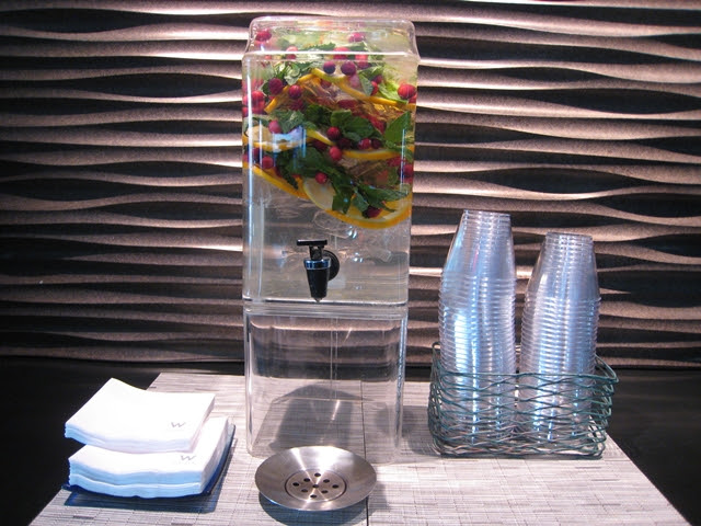 Hotel Lobby Water