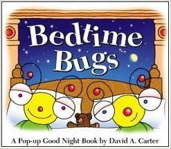 Bedtime Bugs  {Reading List}