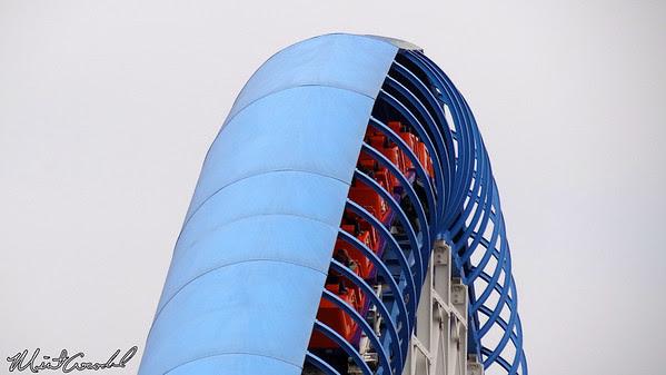Disneyland Resort, Disney California Adventure, Paradise Pier, California Screamin', Limited, Time, Magic