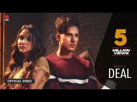 डील Deal Lyrics in Hindi – Harvi