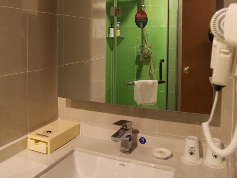 GreenTree Inn Xingtai Development Zone Zhongxing Road International Metro Hotel Reviews