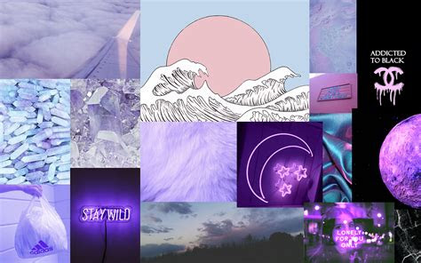 aesthetic laptop wallpaper  aesthetic collage