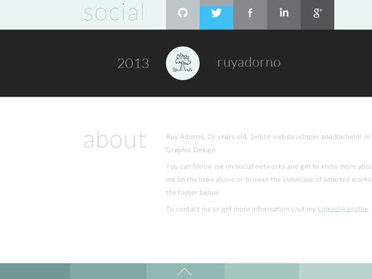 51.flat websites Beautiful Examples Of Flat Web Design