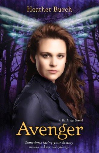 Avenger (Halflings Novel, A) by Heather Burch