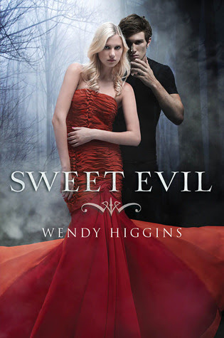 Sweet Evil (The Sweet Trilogy, #1)