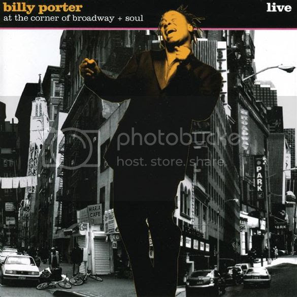 Billy Porter At The Corner of Broadway and Soul