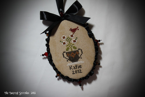 Katie 2012 Ornament