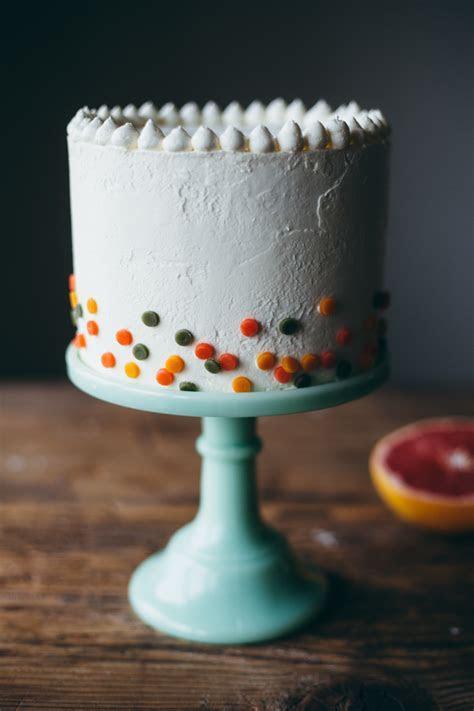 citrus confetti cake ? molly yeh