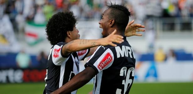 Hyuri já fez até gol pelo Atlético-MG, mas ainda não está regularizado para jogar no Estadual