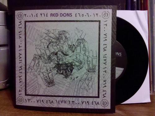 Red Dons - A Forced Turning Point 7""