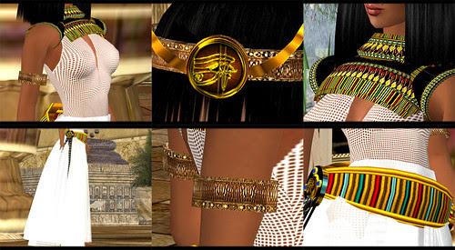 RFyre Cleopatra partes