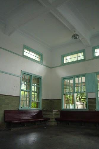 舊山線泰安站
