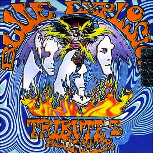 Blue Explosion: Tribute To Blue Cheer Album Cover